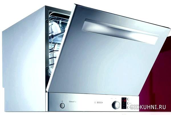 Выбираем встраиваемую посудомоечную машину