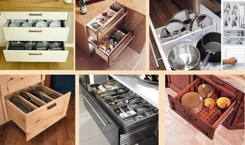 7 видов планировки кухни
