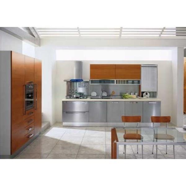 Кухни серого цвета: не мрачность, а элегантность