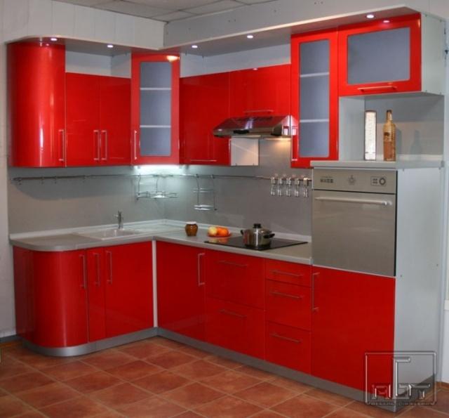 фото кухонь угловых дизайн