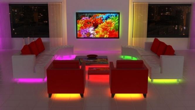 Подсветка для мебели светодиодная своими руками