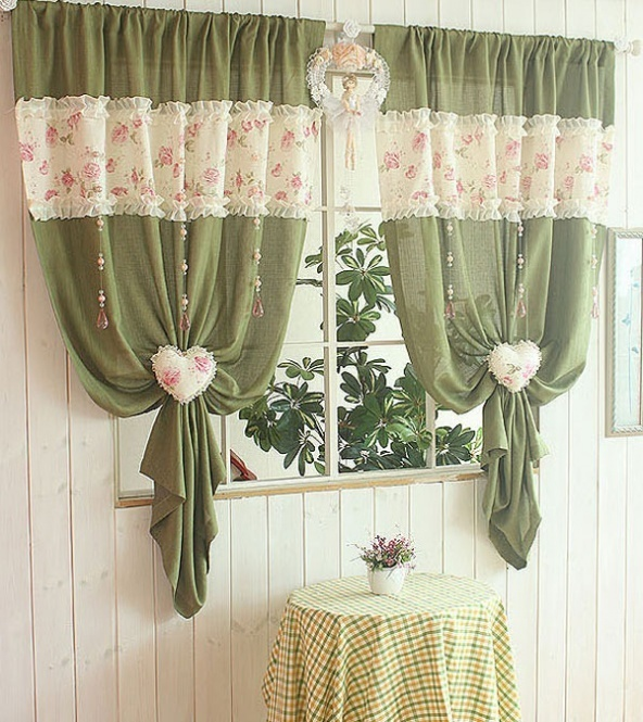 10 for Ideas de cortinas