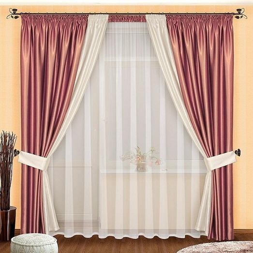 Сшить шторы на окно своими руками