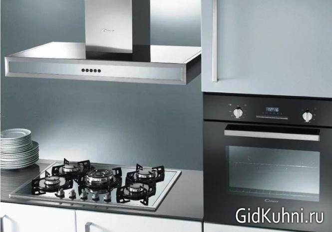 Встраиваемая техника для кухни, выбор на любой вкус