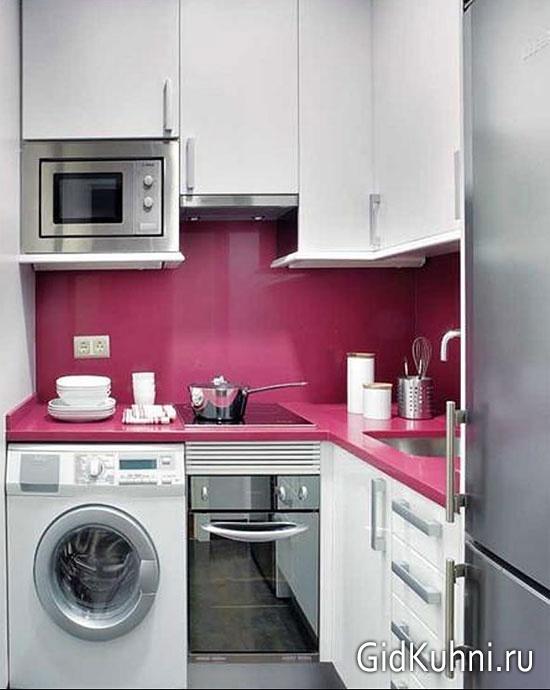 встраиваемая техника для кухни в интерьере фото