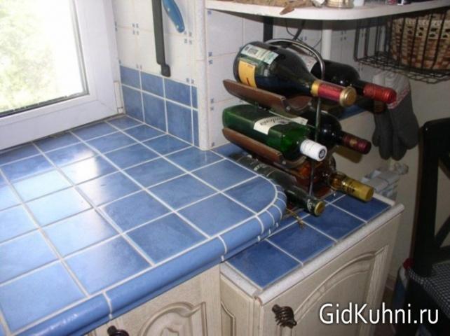 Покрытие столешницы кухни своими руками фото 126