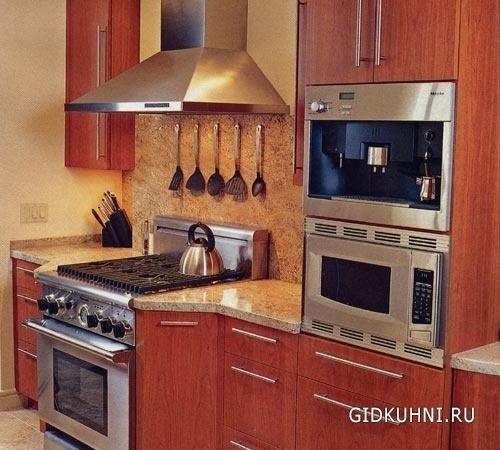 8 правил дизайна интерьера кухни в малогабаритной квартире