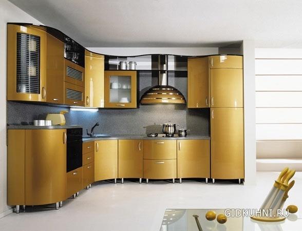 Готовую кухню